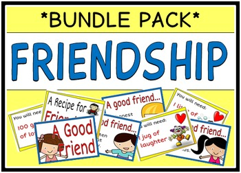 Friendship (BUNDLE PACK)