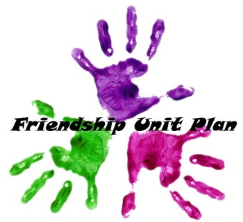 Friendship Reading & Writing Lessons