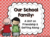Friendship Unit for Pre-K, Kindergarten, or 1st