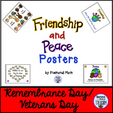 Friendship and Peace Posters