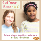 Song - friendship