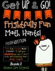 Frightfully Fun Language Arts & Math Hunts BUNDLE-SECOND G