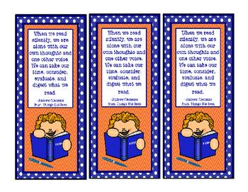 Frindle Bookmark