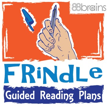 Frindle Guided Reading Plans (Common Core Aligned)
