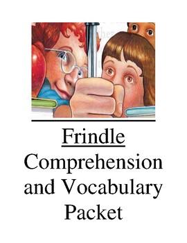 Frindle Guided Reading Unit Level R