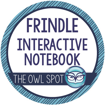 Frindle: Interactive Notebook Pieces