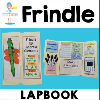 Frindle Lapbook