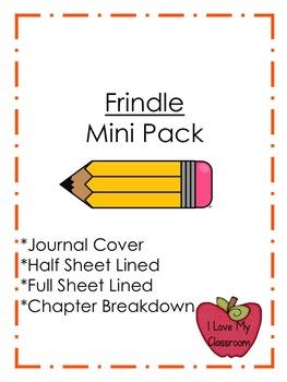 Frindle Mini Pack