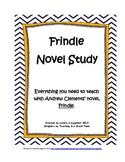Frindle Novel Study 40+ pages