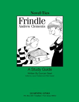Frindle - Novel-Ties Study Guide