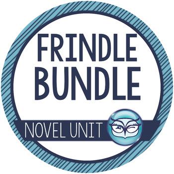 Frindle Unit Plan Bundle