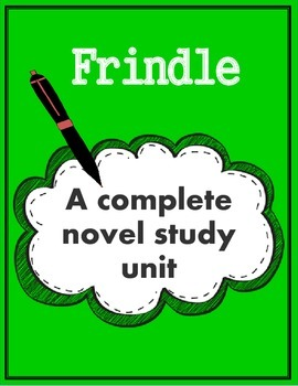 Frindle Unit Plan