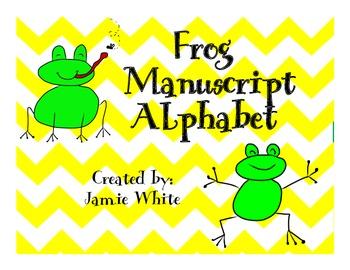 Frog Capital Alphabet