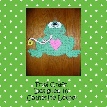 Frog Crafty