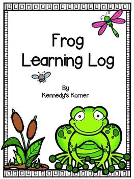 Frog Learning Log
