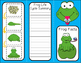 Frog Life Cycle Interactive Foldable