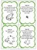 Frog Life Cycle Scavenger Hunt