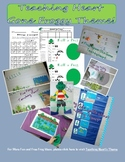 Frog Life Cycle and Froggy Themed Printables for a Frog Unit