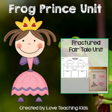 Frog Prince Fairy tale Unit