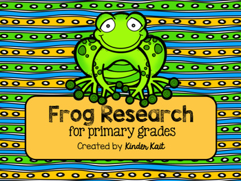 Frog Research