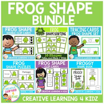 Frog Shape Bundle