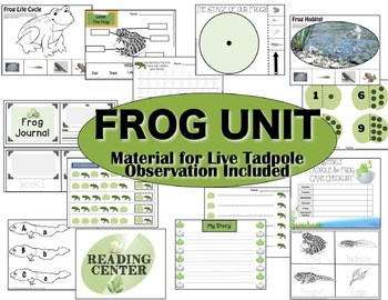 Frog Unit of Fun