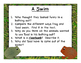 Frog and Toad Are Friends - Comprehension, Vocabulary, Wri