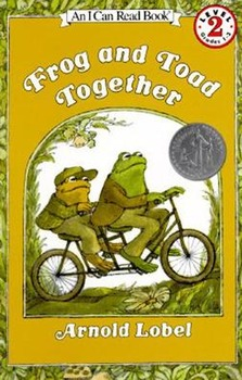 """Frog and Toad Together """"A List"""" Questions"""