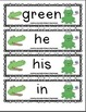 The Frog in the Bog FLUENCY Pack by Ms. Lendahand:)