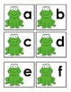 Froggy Alphabet Match Up