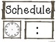 Froggy Class Schedule