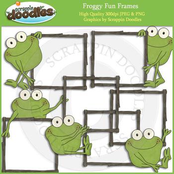 Froggy Fun Frames