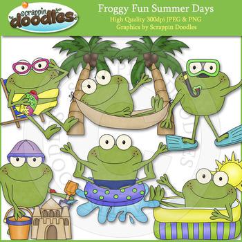 Froggy Fun Summer Days
