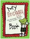 Froggy Organization Binder