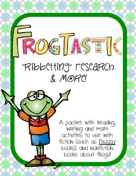 Froggy Research and More