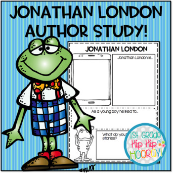 Froggy...Author Jonathan London!