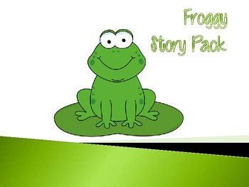 Froggy Story Pack