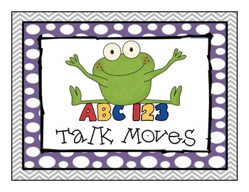 Froggy Talk Moves