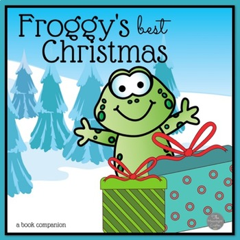 Froggy's Best Christmas Story Companion