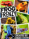 Frogs {A Complete Nonfiction Resource!}