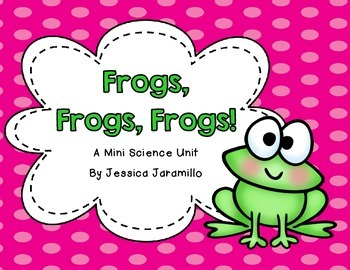 Frogs Frogs Frogs!