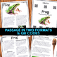 Frogs: Informational Article, QR Code Research & Fact Sort