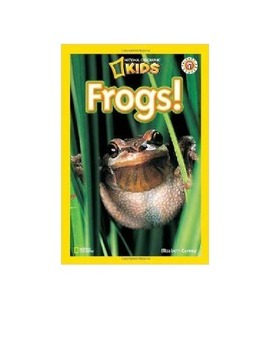 Frogs Study Guide