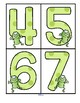 Frogs Numbers - FREE