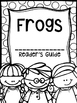 Frogs by Gail Gibbons Supplemental Activities (Reading Str