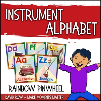 From A to Z - An Instrument Alphabet in Pictures - Classro