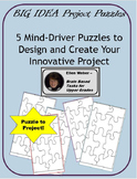 From Puzzles to Innovative Projects