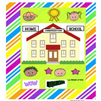 From School to Home Communication Forms by the Month