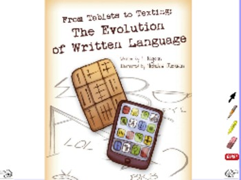 From Tablets to Texting: The Evolution of Written Language