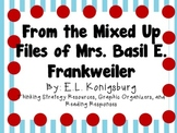 From the Mixed Up Files of Mrs. Basil E. Frankweiler: Char